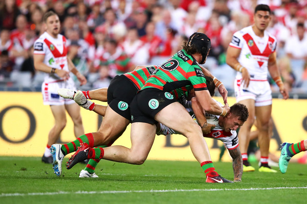 NRL+Semi+Final+Rabbitohs+v+Dragons+C4LEDTYmroll
