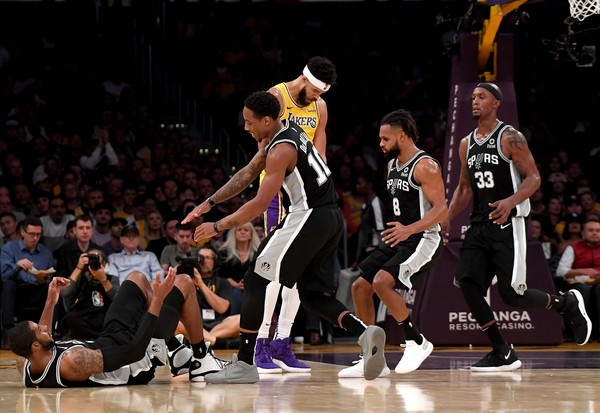 San+Antonio+Spurs+v+Los+Angeles+Lakers+93XoBmNmhRzl
