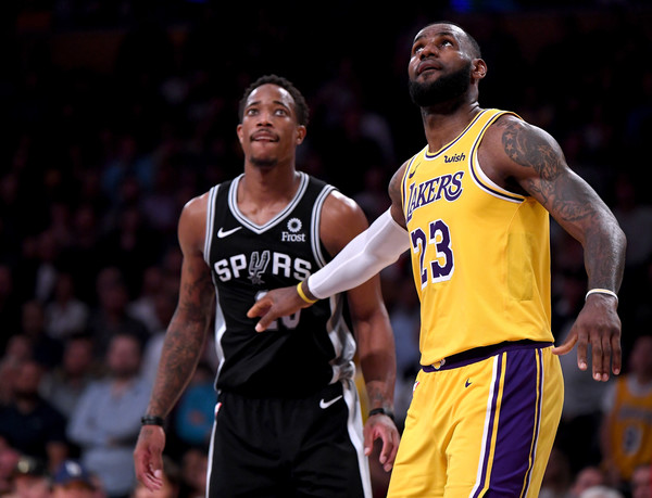 San+Antonio+Spurs+v+Los+Angeles+Lakers+Zf7HXZJ8lOCl