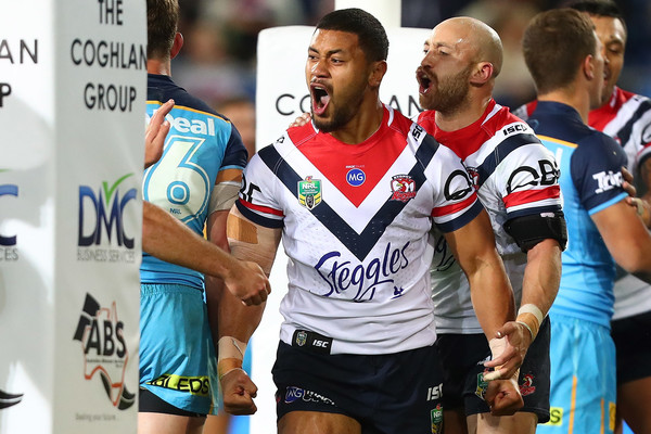 NRL+Rd+18+Titans+v+Roosters+ArTYxfWzMBWl